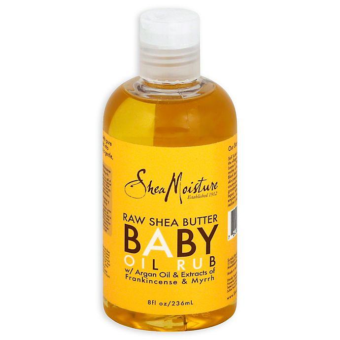 Alternate image 1 for SheaMoisture® 8 oz. Raw Shea Butter Baby Massage Oil