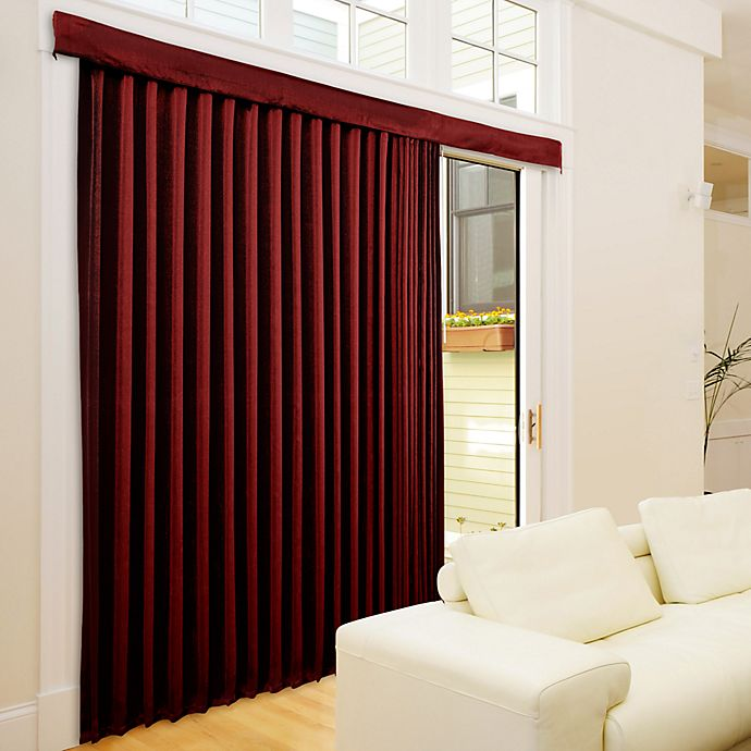 Lose The Louvers Sophia Blinds In Red Bed Bath Beyond