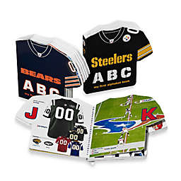 NFL Team Football ABC My First Alphabet Book