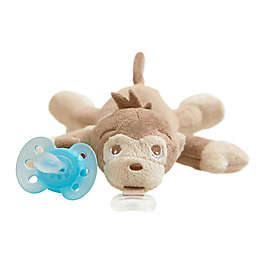 Philips Avent Ultra-Soft Monkey Snuggle in Blue