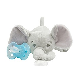 Philips Avent Ultra-Soft Elephant Snuggle in Blue