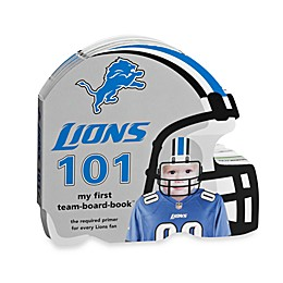 Detroit Lions 101: My First Team Board Book