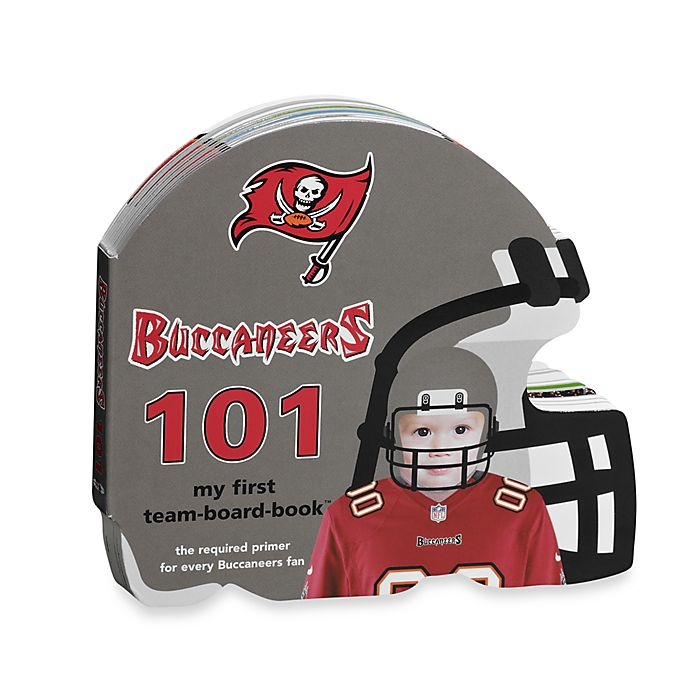 brand new 4459a 54a05 Tampa Bay Buccaneers 101: My First Team Board Book | buybuy BABY