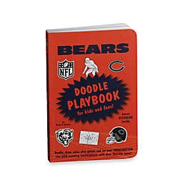 Chicago Bears Doodle Playbook