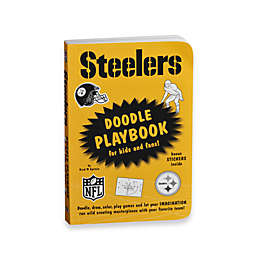 Pittsburgh Steelers Doodle Playbook