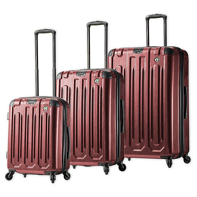 Alternate image 1 for Mia Toro ITALY Lustro Hardside Spinner Luggage Collection