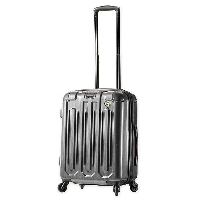 Alternate image 1 for Mia Toro ITALY Lustro 22-Inch Hardside Spinner Carry On Luggage