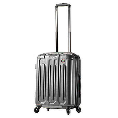 Mia Toro ITALY Lustro 22-Inch Hardside Spinner Carry On Luggage