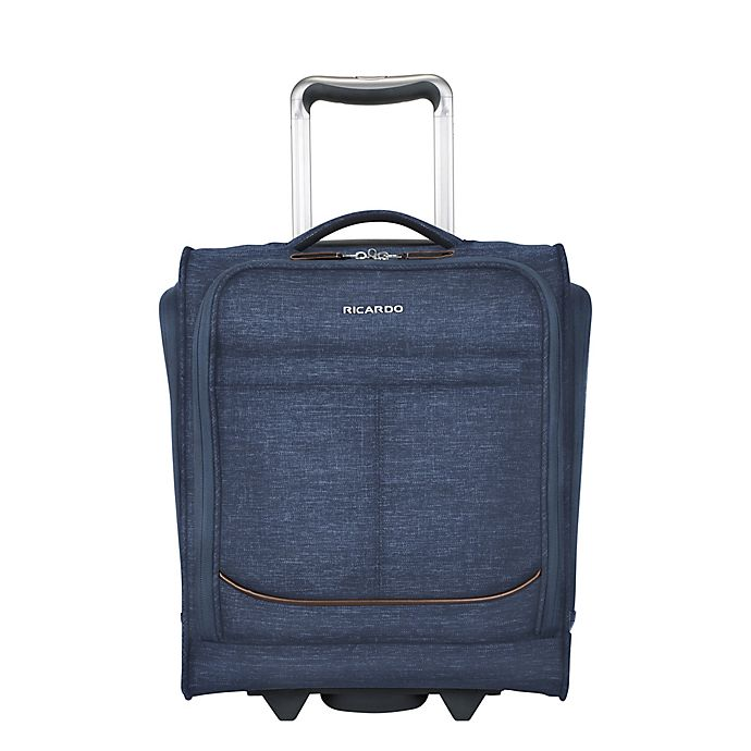 Alternate image 1 for Ricardo Beverly Hills® Malibu Bay 2.0 16-Inch Underseat Luggage