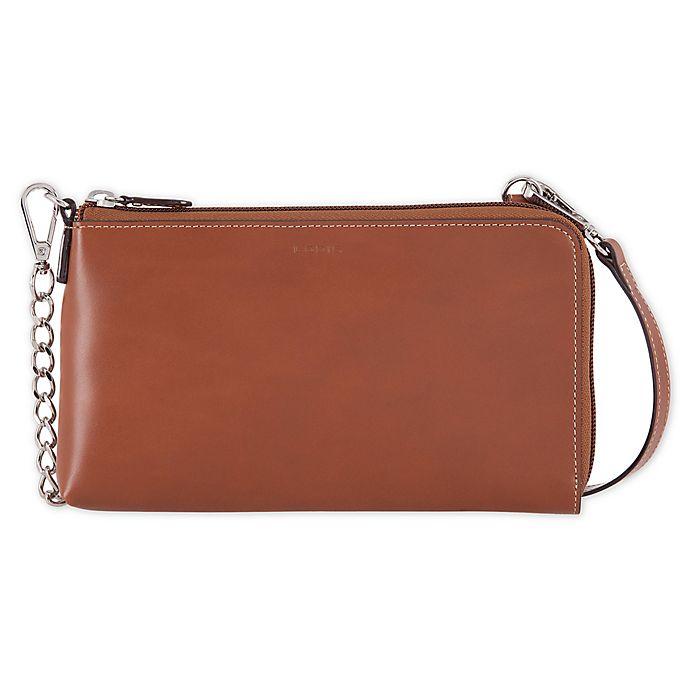 Alternate image 1 for Lodis® Nova Convertible Crossbody Bag in Tan