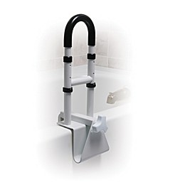 Drive Medical Height-Adjustable Bathtub Safety Rail