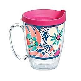 Tervis® Bright Wild Blooms 16 oz. Mug with Lid