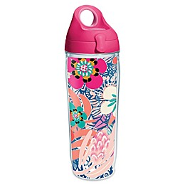 Tervis® Bright Wild Blooms 24 oz. Water Bottle with Lid