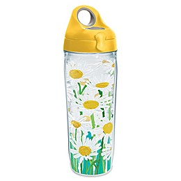 Tervis® Painted White Daisies 24 oz. Wrap Water Bottle with Lid