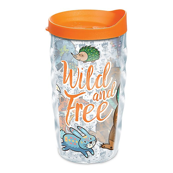 Alternate image 1 for Tervis® Wild Woodland Animals 10 oz. Wrap Tumbler with Lid