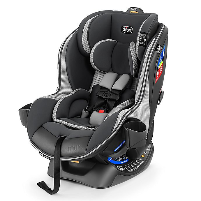 Alternate image 1 for Chicco® NextFit® Zip Max Air Convertible Car Seat