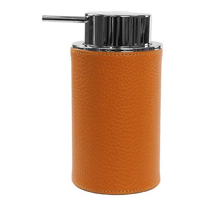Alternate image 1 for Nameeks Alianto Soap Dispenser in Orange