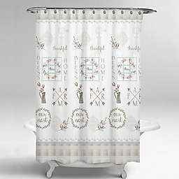 Avanti Our Nest 72-Inch x 84-Inch Shower Curtain