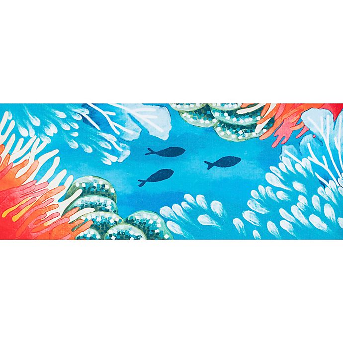 Alternate image 1 for Liora Manne Reef & Fish Powerloomed Rug