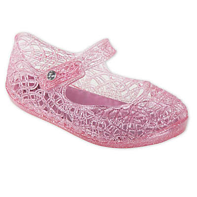 Mary Jane Jelly Sandal in Pink