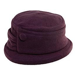Scala™  Boiled Wool Cloche hat