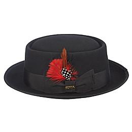 Scala™ Men's Porkpie Wool Felt Hat