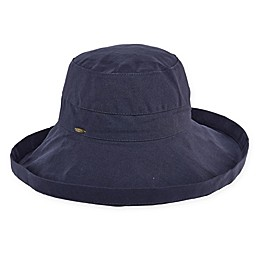Scala™ Women's Big Brim Cotton Sun Hat