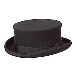 Scala™  Steam Punk Top Hat in Black