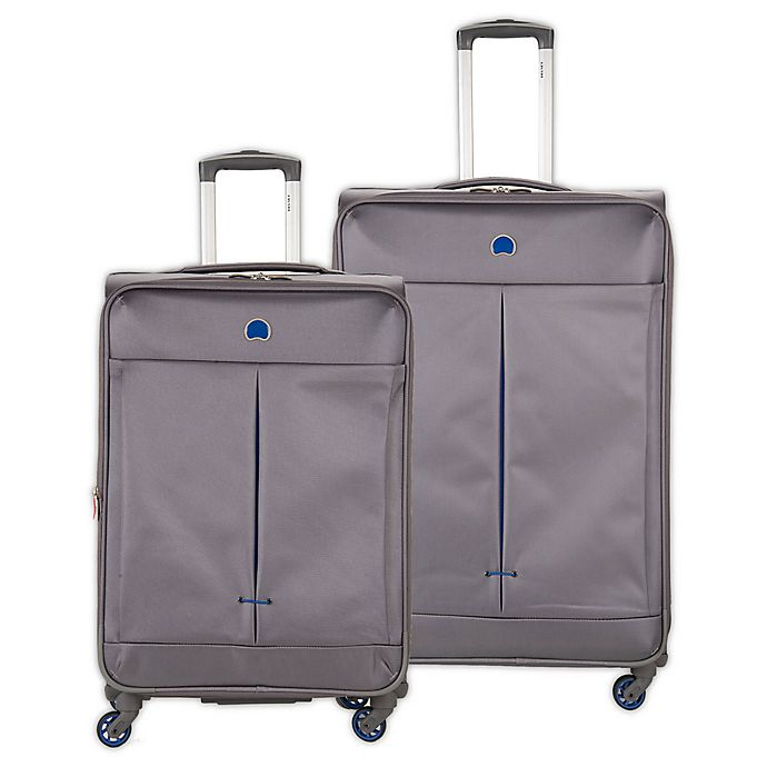 Alternate image 1 for DELSEY PARIS Air Adventure Spinner Checked Luggage