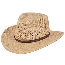 Scala™  Raffia Outback Hat in Natural