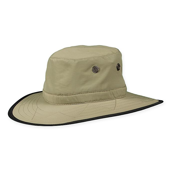 Alternate image 1 for DPC™ Large/X-Large Outdoor Supplex Safari Hat in Fossil