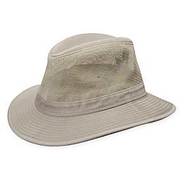 DPC Outdoor Design Washed Twill Mesh Safari Hat