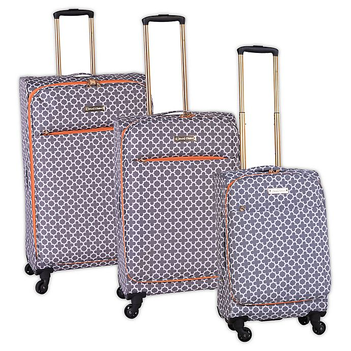 327909c34429 Jenni Chan Aria Broadway Spinner Luggage Collection