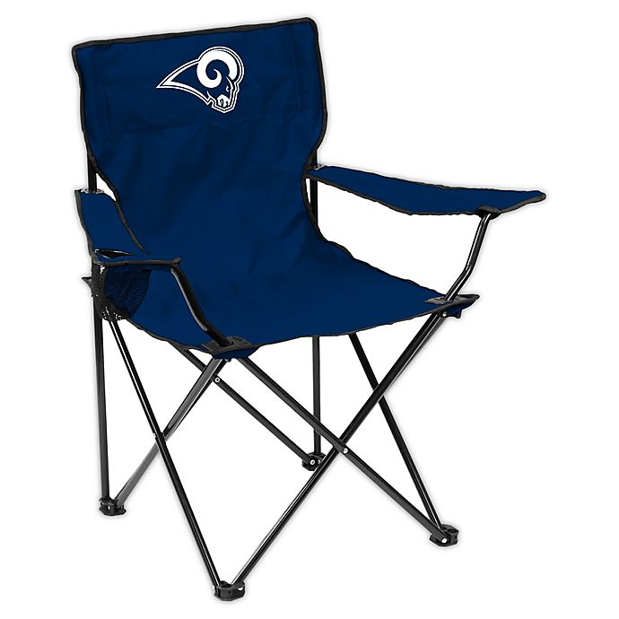 Alternate image 1 for NFL Los Angeles Rams Quad Chair