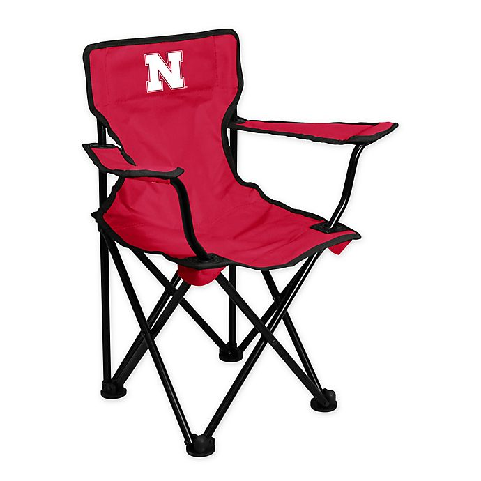 Alternate image 1 for University of Nebraska Toddler Folding Chair