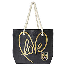 84abafc9558 NHL Vegas Golden Knights Rope Tote