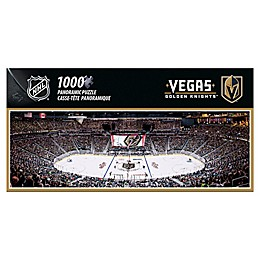 NHL Las Vegas Golden Knights 1000-Piece Panoramic Arena Jigsaw Puzzle