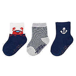 carter's® 3-Pack Nautical Socks