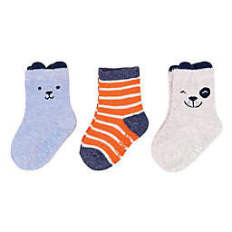 carter's® 3-Pack Dog and Bear Socks