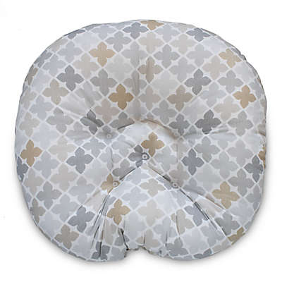 Boppy® Four Square Newborn Lounger in Grey