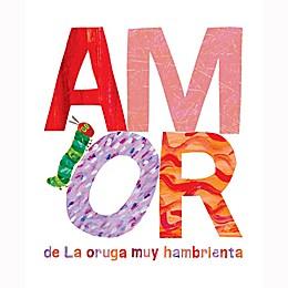 Penguin Random House Amor de la Oruga Muy Hambrienta