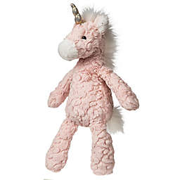 Mary Meyer® Unicorn Plush Toy in Blush