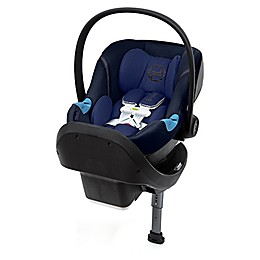 Cybex Aton M Infant Car Seat with SensorSafe and SafeLock Base