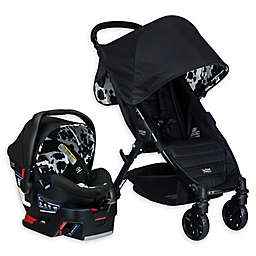BRITAX® Pathway and B-Safe Ultra Travel System in Cowmooflage