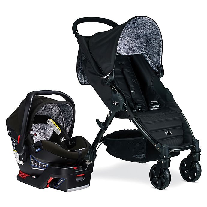 Alternate image 1 for BRITAX® Pathway and B-Safe Ultra Travel System