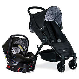 BRITAX® Pathway and B-Safe Ultra Travel System in Sketch