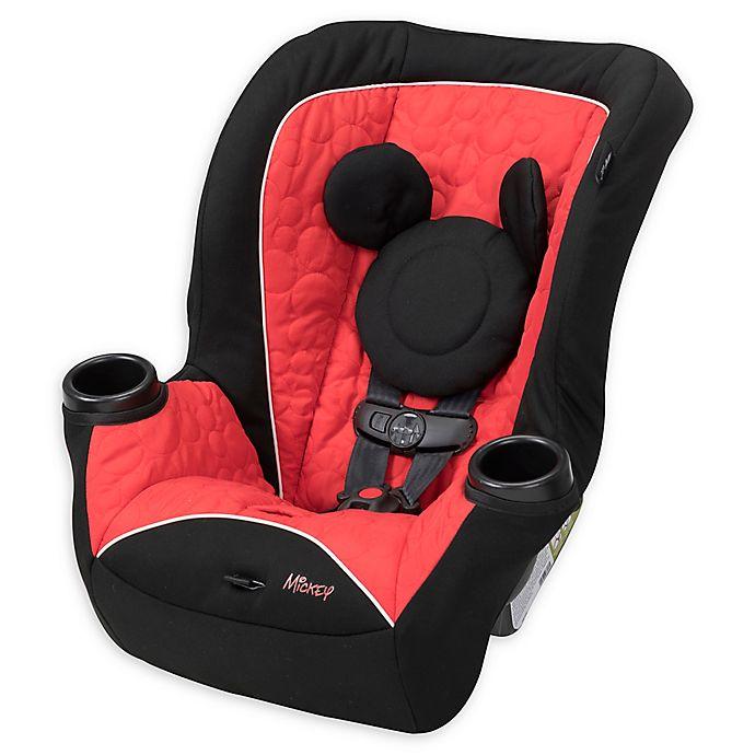 Alternate image 1 for Disney® Apt 50 Mouseketeer Mickey Convertible Car Seat