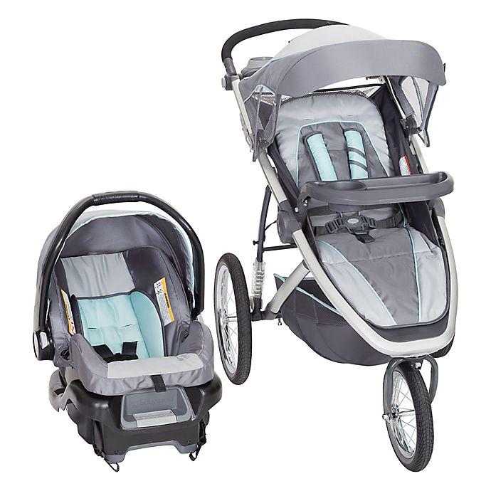 Alternate image 1 for Baby Trend® Go Lite™ Propel 35 Jogger Travel System in Glacier