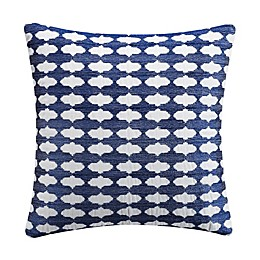 Tracy Porter® Tracy Porter Josie Bedding Collection Square Throw Pillow in Blue Multi