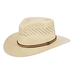 Scala™ Panama Outback Vent Hat in Natural